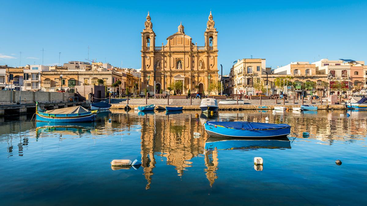 Sliema, Malte