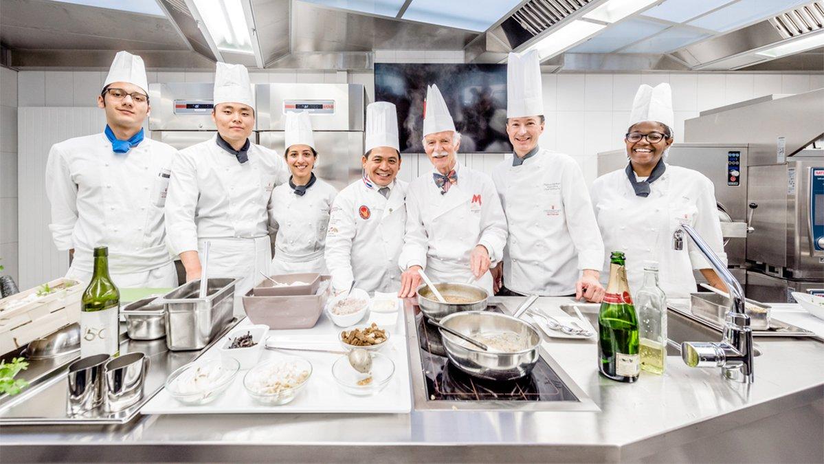 Culinary Arts képzések Svájcban