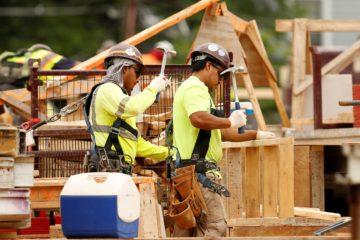 Építőipari munkák Svédországban