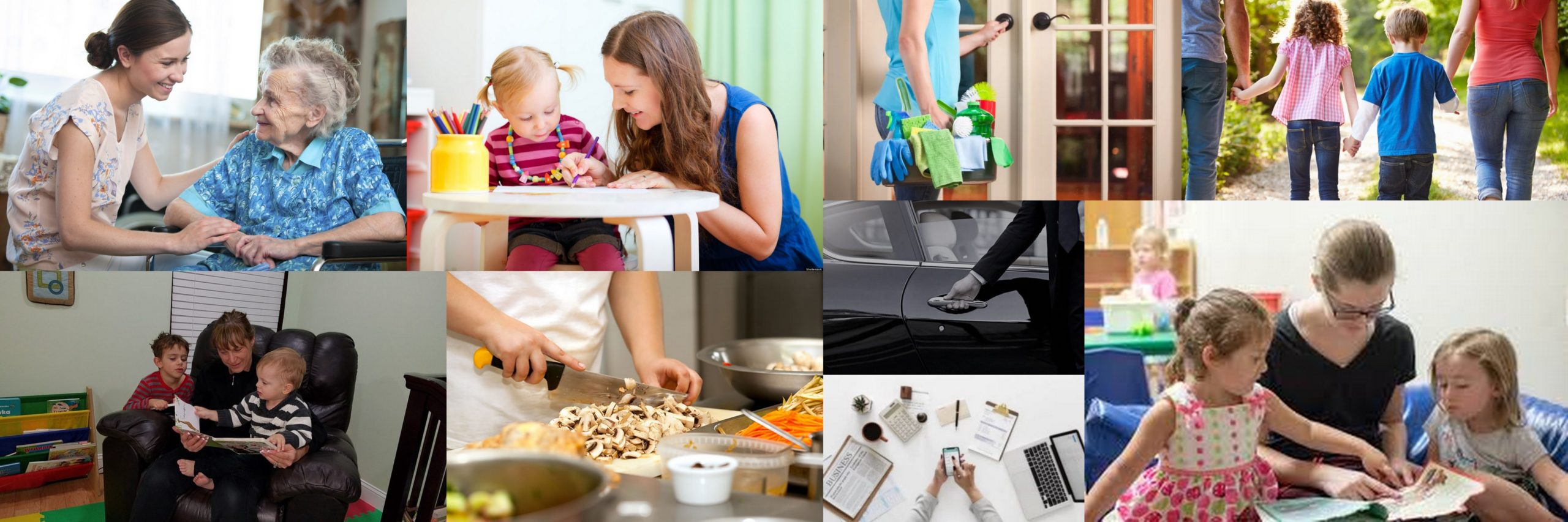 Nanny és házvezetőnői munka Svájcban