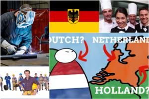 HOLLANDIA-NÉMETORSZÁG