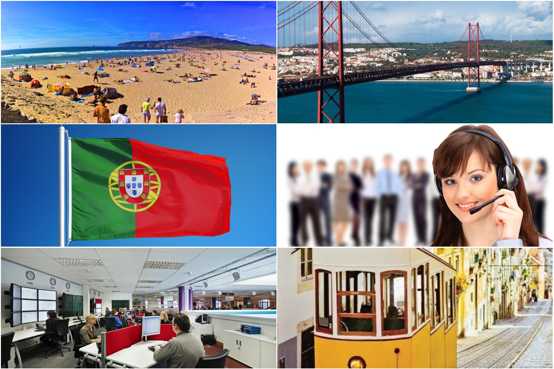 Jobs als Kundendienstmitarbeiter in Portugal