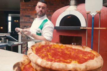 Pizza szakács munka Angliában, Kent-ben