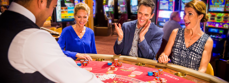 Casino Dealer/ Krupié óceánjáró luxushajón