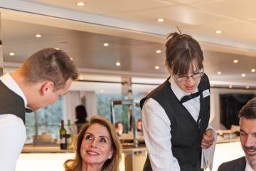 Felszolgáló munka olasz étteremben London mellett